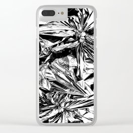 DISPOSED No.1 Clear iPhone Case