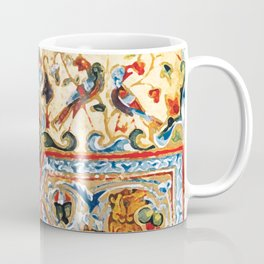 old motives / colorful / Armenian  Coffee Mug
