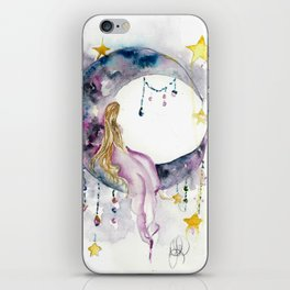 Swinging on a Star iPhone Skin