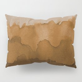 Rust Wash Pillow Sham