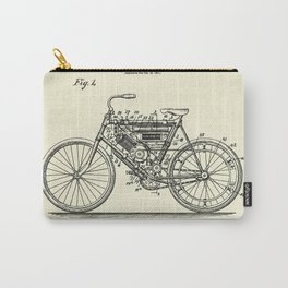 Motor Cycle-1901 Carry-All Pouch