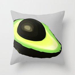 Fruit Part Four: The Avocado Throw Pillow