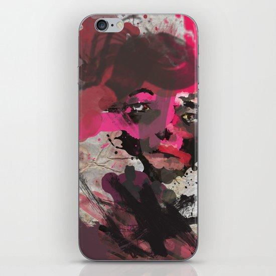 never let u go.. iPhone & iPod Skin