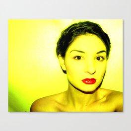 I Am A Light Canvas Print