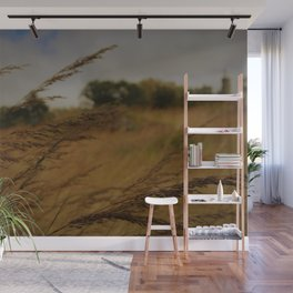 Amber Waves Wall Mural