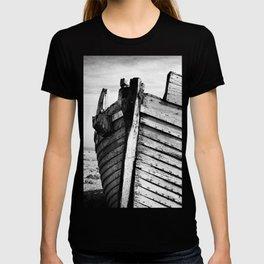 An old wreck T-shirt