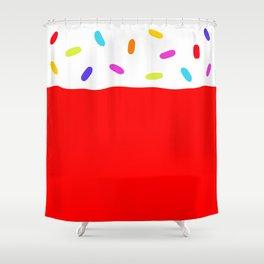 Jelly 'n' Sprinkles Shower Curtain