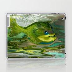 Smilen Sam The Fish...For Kids Laptop & iPad Skin