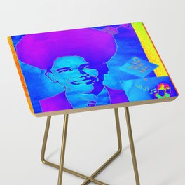 OBAMA for life Side Table