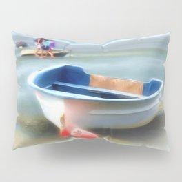 Red Float Pillow Sham