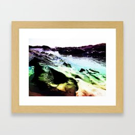 Morphosize Framed Art Print