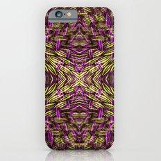 Color blooms iPhone 6s Slim Case