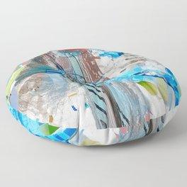 Transwarp Cobweb Floor Pillow