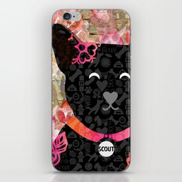 Woof to Wag-Scout iPhone Skin