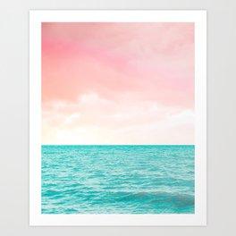 Cure Art Print