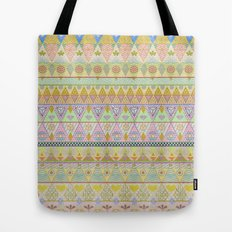 TROPIC THUNDER / PATTERN SERIES 004 Tote Bag