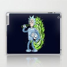 Rick and Morty. Bender's Secret II Laptop & iPad Skin