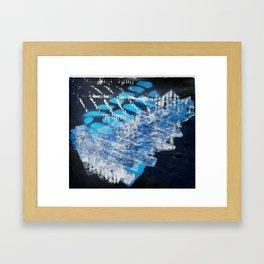 Materials Framed Art Print