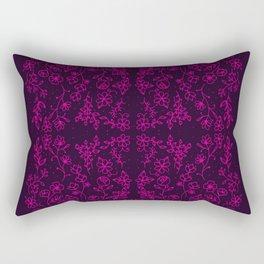 keep on growing Rectangular Pillow