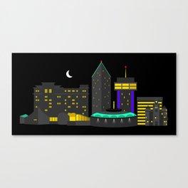 Wichita, Kansas Skyline Canvas Print