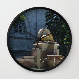 agnus dei Wall Clock