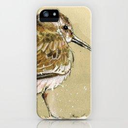 Piepmatz iPhone Case