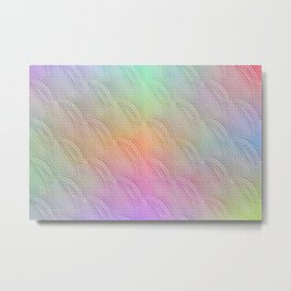 Pattern pastel no. 2 Metal Print