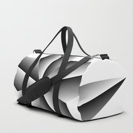 Metal Pentagram Duffle Bag