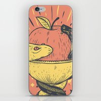 solid iPhone & iPod Skins featuring Liquid and Solid by andbloom