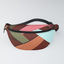 Abstract Geometric Shape 7 Fanny Pack