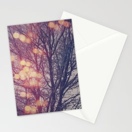 All the pretty lights (2) Stationery Cards