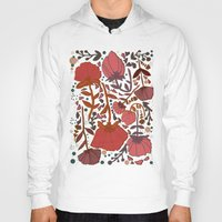 number Hoodies featuring Nature number 2. by Jo Cheung Illustration