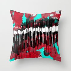 Run From What You Need Throw Pillow
