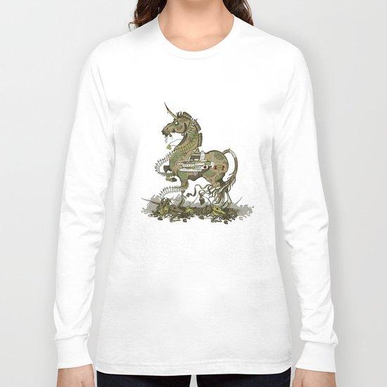 Unicorn of War Long Sleeve T-shirt