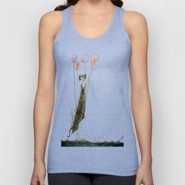 greetings Unisex Tank Top