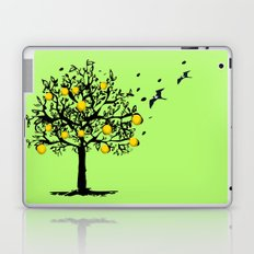 Orange tree Orchard Laptop & iPad Skin