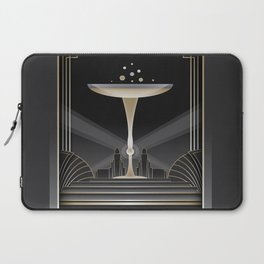 Art deco design VI Laptop Sleeve