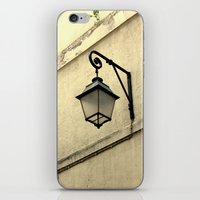lantern iPhone & iPod Skins featuring Lantern by secdesign