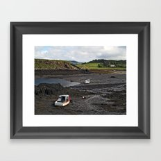 At Croig Framed Art Print
