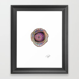 Consciousness Framed Art Print