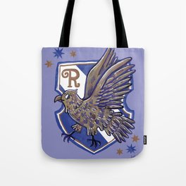 Ravenclaw House Crest Tote Bag
