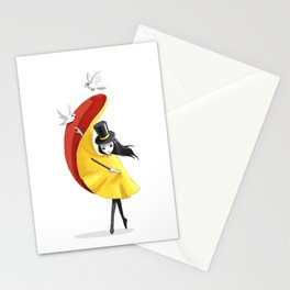 Magician 2 Stationery Cards