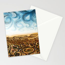 Home Landscape Stationery Cards