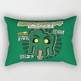 Cthulu-Pop Rectangular Pillow