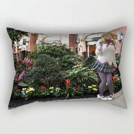 Ready to Transform Rectangular Pillow