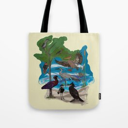 Some Birds Tote Bag