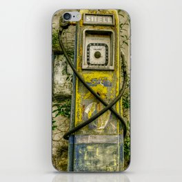 Avery Hardoll Petrol Pump iPhone Skin