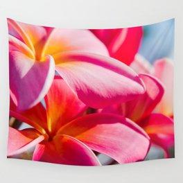 Pua Melia ke Aloha Keanae Dreams Wall Tapestry