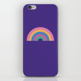 Rainbow iPhone Skin