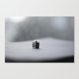Little Secret Box Canvas Print